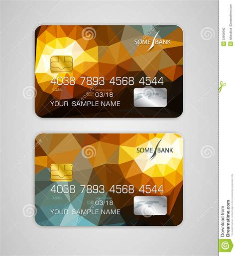 credit card template us letter svg vector templates credit card with colorful abstract
