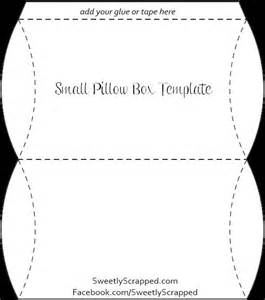 pillow boxes template pin by caryn greenwalt on church craft fellowship