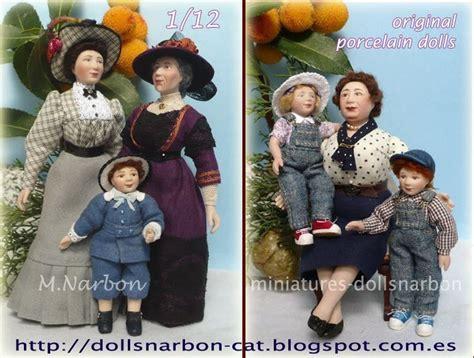 1 24 scale porcelain dolls 179 best narbon porcelain dolls miniatures scale