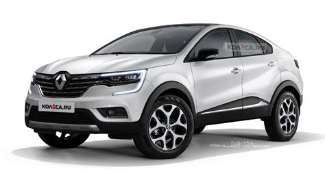 renault suv renault suv coupe renault ljc imagined rendering