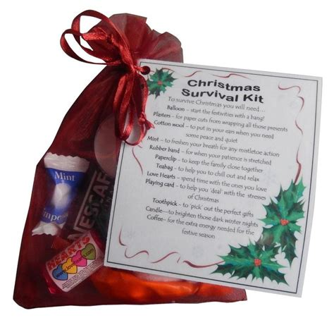 christmas grinch survival kit 28 best images about survival kits on friendship survival kits and new babies