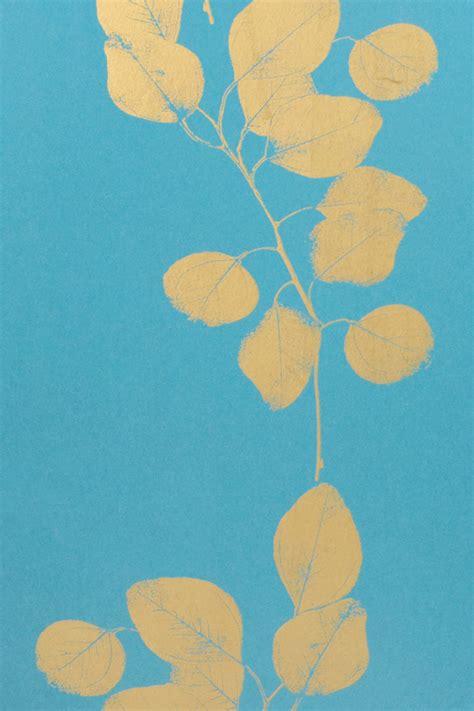 wallpaper turquoise gold jocelyn warner