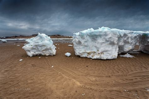 in cape cod icebergs wash up on cape cod acton ma patch