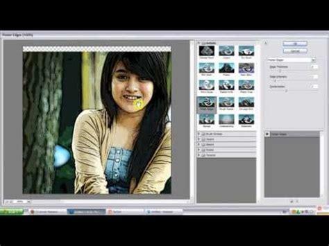 tutorial photoshop cs5 mengubah foto menjadi kartun tutorial photoshop cara mengubah gambar menjadi kartun