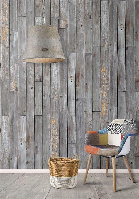 rustic eclectic dining room hardwood brick metal w rustic wood panels wallpaper