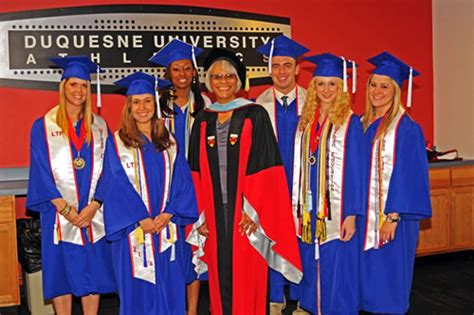 Duquesne Mba Requirements by Dr Arnetha F 187 Consulting Distinguished Professor