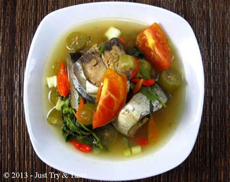 ikan tongkol   taste