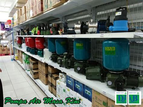 Lu Gantung Di Mitra 10 telah hadir pompa air dab indonesia di mitra 10