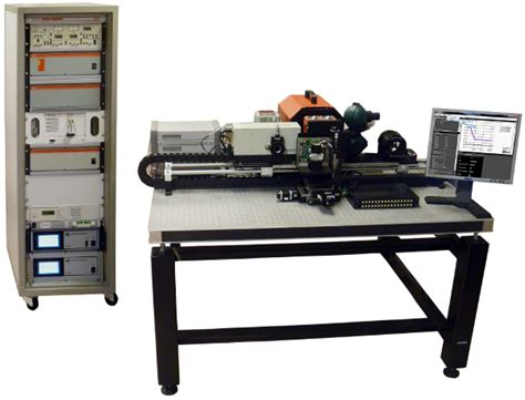 optical test bench irfpa testing test and measurement applications hgh