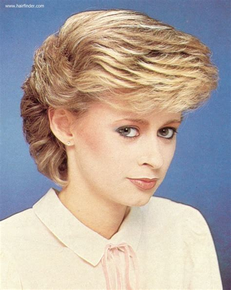 1980s Short Womens Haircuts | cafe eighties short 1980s haircut for women