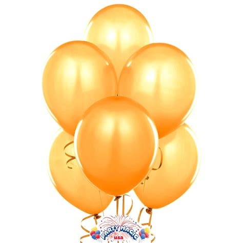 Balon Metalik Gold Mix Silver 12inch gold metallic balloons kidsdimension