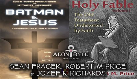 holy fable volume 2 the gospels and acts undistorted by faith books new and complete episodes aeon byte gnostic radio