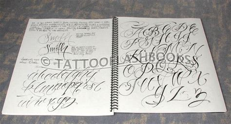 tattoo lettering bible pdf tattoo custom lettering guide no 4 small quote tattoos