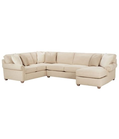 deep seated sectional oversized deep seated fabric chaise sectional sofa club