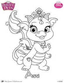 Free Princess Palace Pets Coloring Page Of Ash Skgaleana Princess Palace Pets Pictures Free Coloring Sheets