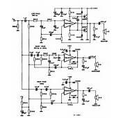 60 Watt Active Speaker System Electronic Project Circuit Design Using