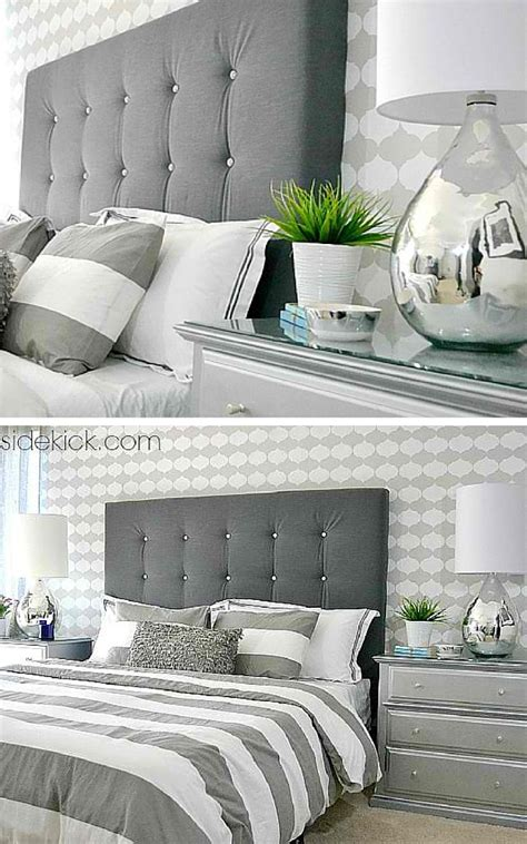 upholstered tufted headboard diy 10 tufted headboard tutorials diy tufted headboard diy