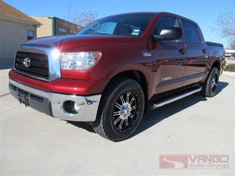 Toyota Tundra 08 For Sale Buy Used 08 Toyota Tundra Crewmax 5 7l V8 Tx Owned