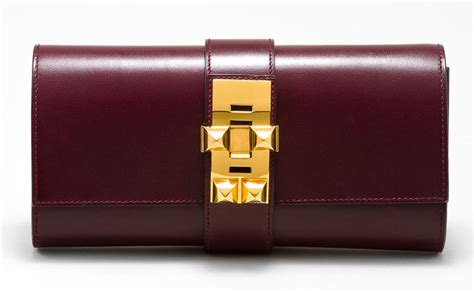 Hermes Medor Clutch Review by Look At The New Replica Hermes Medor Clutch