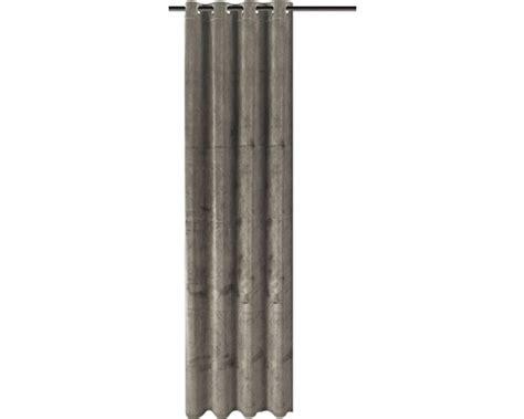 gordijnen grijs ringen solevito gordijn ringen velvet grijs 140x280 cm kopen bij