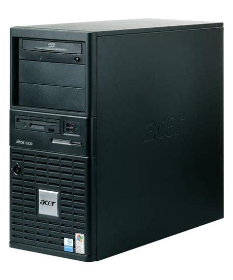 Pc Server Acer Altos Server T110f3 acer altos g320 it pro