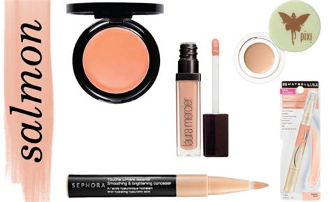 colored concealer guide a guide to concealer colors unsweetened