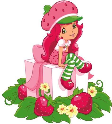 imagenes de frutillita y sus amigas para imprimir strawberry shortcake on a box by necroangl on deviantart