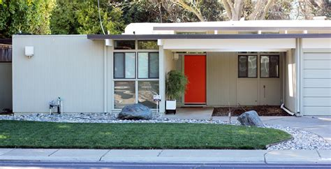 mid century modern tiny house magnificent mid century modern homes redoubtable white
