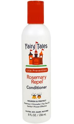 fairy tales rosemary repel conditioning spray 8 oz rosemary repel conditioner 8 oz 11 86ea from tales hair care