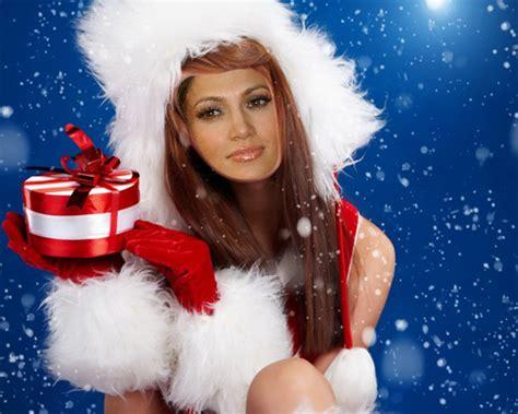 fotomontaje para la foto de papa apexwallpaperscom fotomontaje femenino para navidad como mama noel y regalos