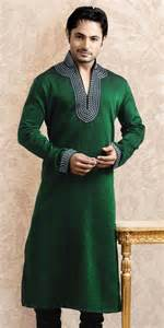 kurta colors men kurta designs in green color gents kurta collection 2013