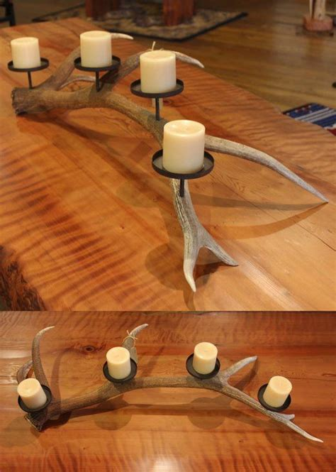 28 cool ways to use antlers in home d233cor shelterness