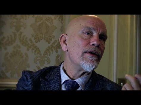 john malkovich youtube interview john malkovich interview pour casanova variations youtube