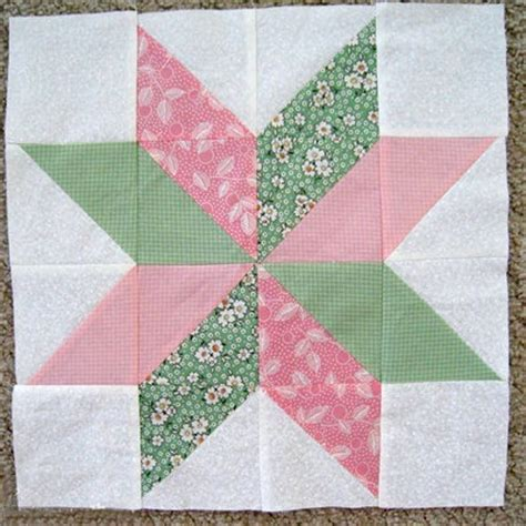 Quilt Block Patterns by Flower Quilt Block Favequilts