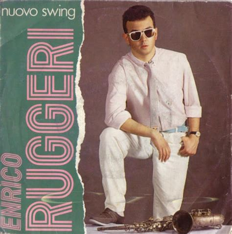 canzone swing italiano con le canzoni quot nuovo swing quot di enrico ruggeri