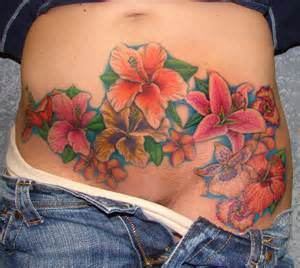Belly Tattoos To Cover Stretch Marks 06 Belly Tattoos To » Home Design 2017