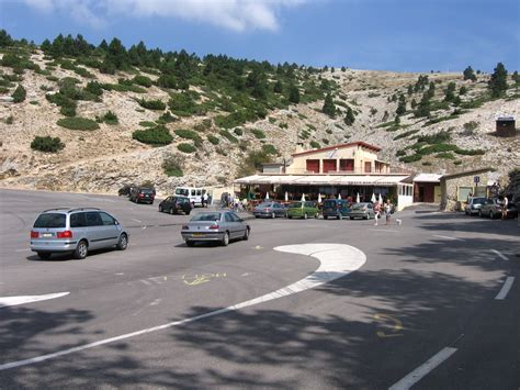 day 153 mont ventoux cycle touring in europe