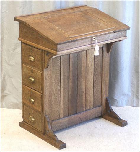 antique reception desk 4034 antique oak clerks desk lectern reception desk