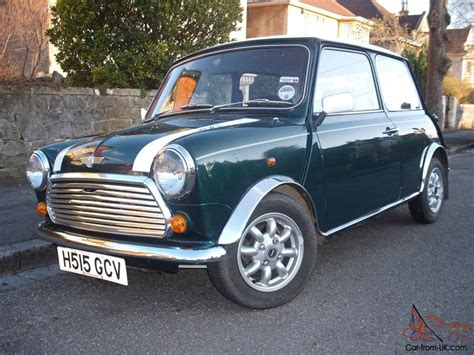 Mini Cooper 1990 by 1990 Rover Mini Cooper One Owner From New 26000 Miles
