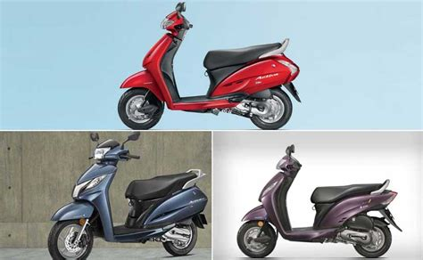 honda motors and scooters india honda activa scooters activa price in india
