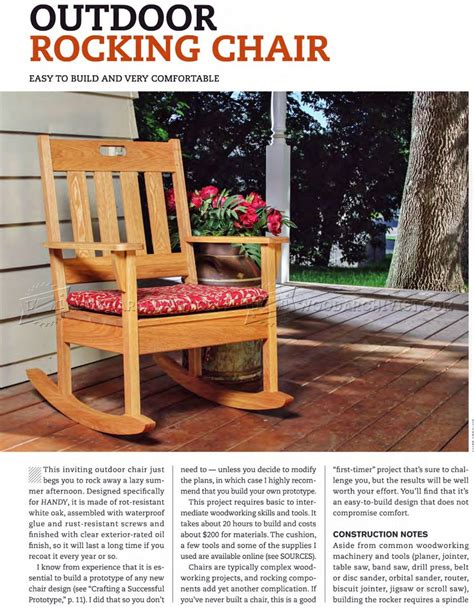 patio rocking chairs wood outdoor wood rocking chair plans modern patio outdoor