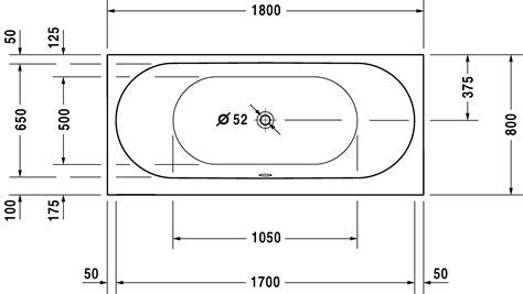 Dimensions Baignoire Standard by Repeindre Une Baignoire Acrylique 6 Une Baignoire