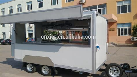 design is one trailer mobile food trailer fast food sale trailer new design