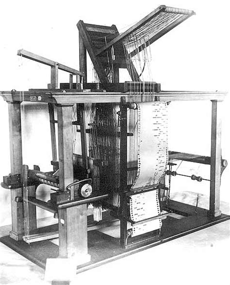 Jacquard loom Definition from PC Magazine Encyclopedia
