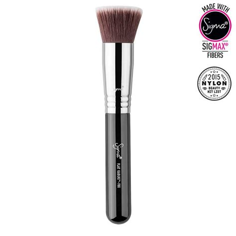 Sigma Kabuki Brush sigma f80 flat kabuki brush reviews photos makeupalley