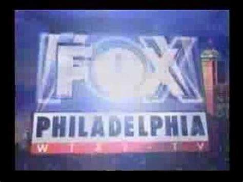 fox 29 news videos wtxf wtxf fox 29 ten o clock news 1999 youtube
