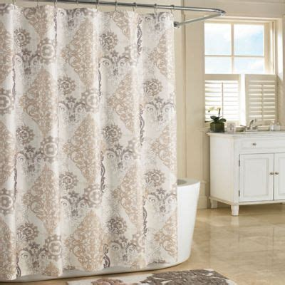 extra long shower curtains for walk in showers buy extra long shower curtain from bed bath beyond