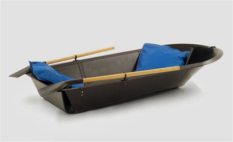 folding boat materials maarno is a folding boat made of one piece of plastic
