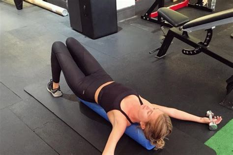 Ea Fitness 1 by Millie Mackintosh Shares Ultimate Pose But Is Mocked