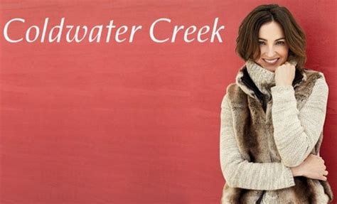 Coldwater Creek Gift Card Online - groupon 50 voucher to coldwater creek for just 25 discountqueens com